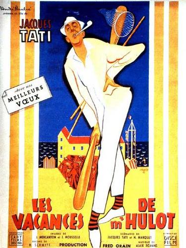 Las vacaciones de monsieur Hulot
