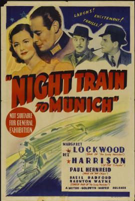 Tren nocturno a Munich