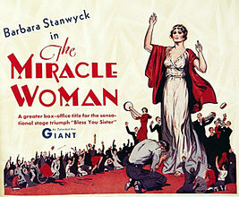 The_Miracle_Woman_1931_Poster