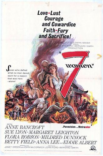 7_Women_1966_poster