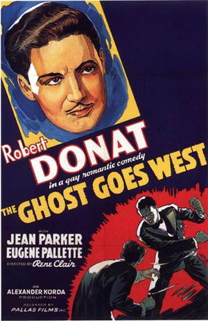 fantasma va al oeste