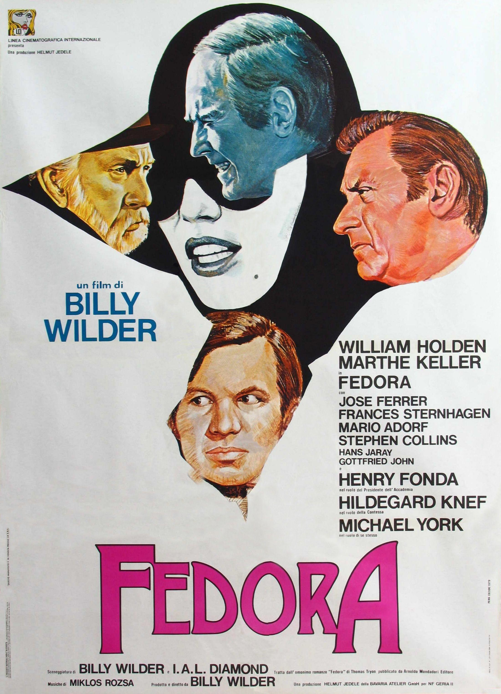 Fedora (1978) de Billy Wilder | El Gabinete del Dr. Mabuse